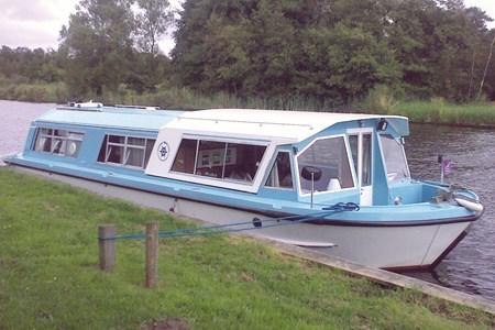 Buccaneer Hausbootvermietung ohne Führerschein auf den Flüssen und Kanälen in Frankreich