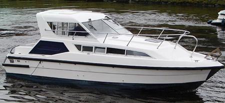Kingfisher WHS Hausbootvermietung ohne Führerschein auf den Flüssen und Kanälen in Frankreich