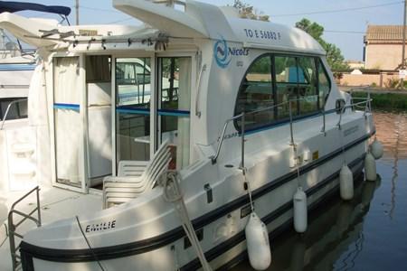 Nicols 1010 CN tourisme ballade france vacance bateau vedette peniche penichette