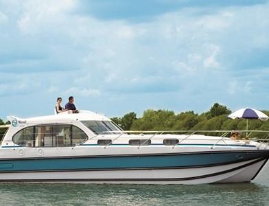 Nicols Octo LN Hausbootvermietung ohne Führerschein auf den Flüssen und Kanälen in Frankreich