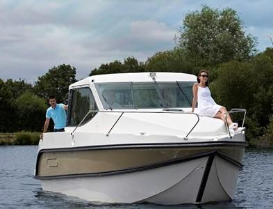 Nicols Primo LN Hausbootvermietung ohne Führerschein auf den Flüssen und Kanälen in Frankreich
