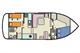 Plan Corvette A location de péniches sans permis sur rivières et canaux de France