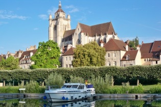 House-Boats rental Barging Burgundy - Franche Comté
