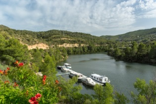 House-Boats rental Barging Spain