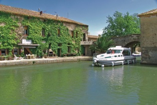 House-Boats rental Barging Midi - Aquitaine
