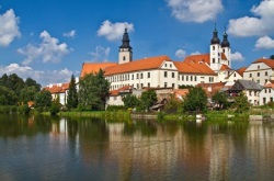 One of the many cities crossed during your river cruise in the Czech Republic